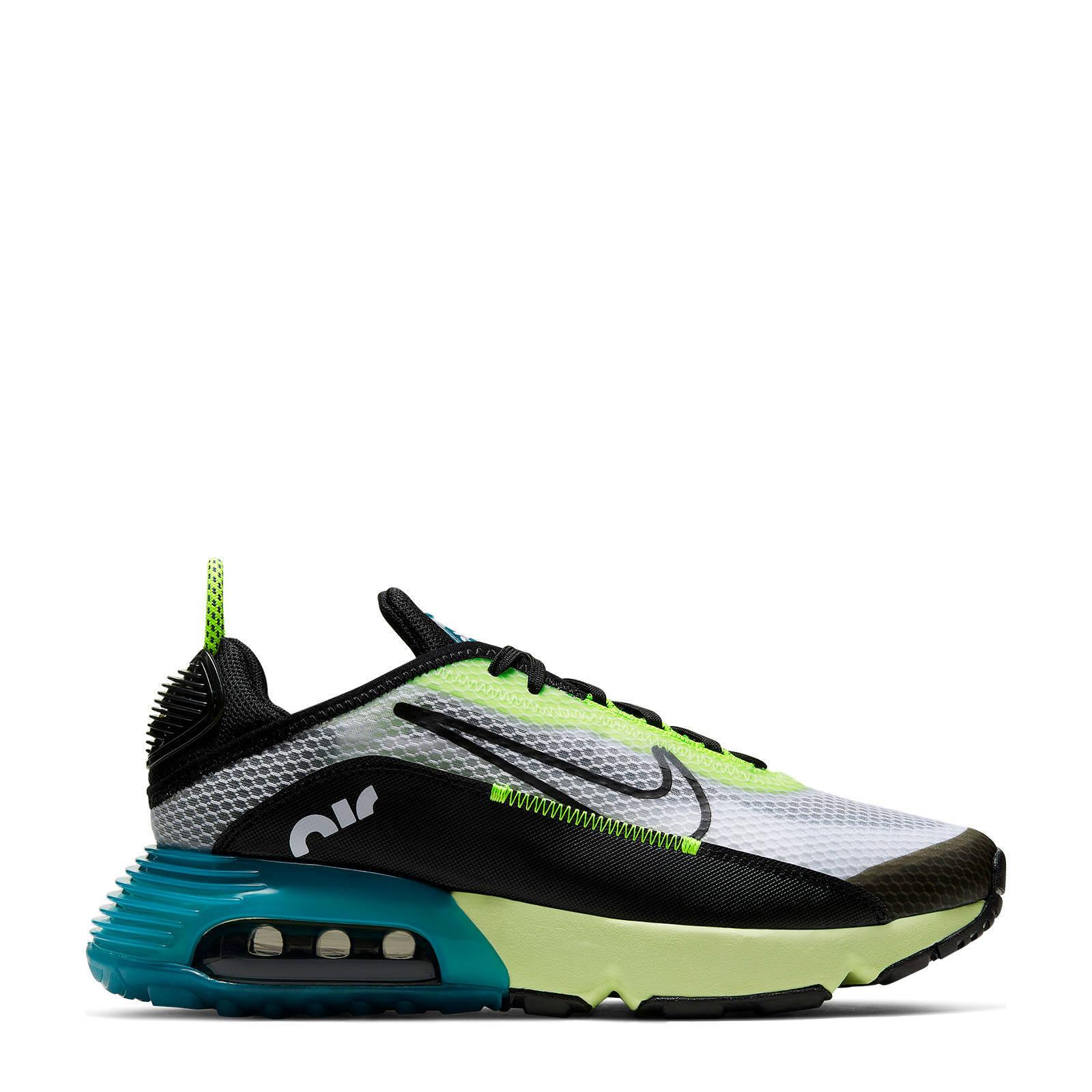 Nike Air Max 2090 (TD) sneakers witzwartgeel | wehkamp