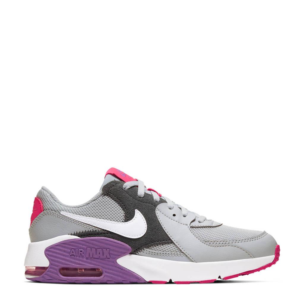 Nike Air Max Excee (GS) sneakers grijs/wit/paars