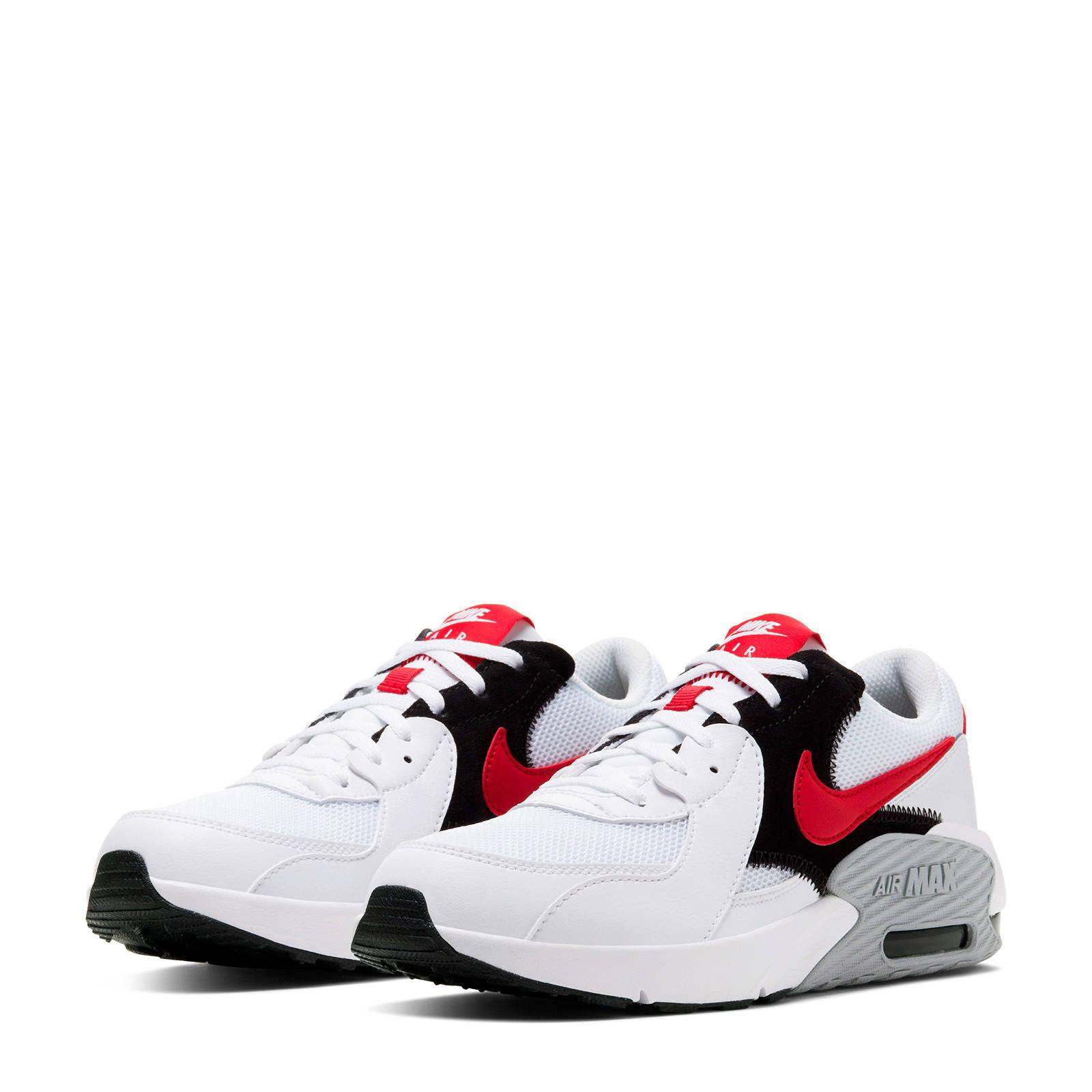 Nike Air Max Excee (GS) sneakers witroodzwart | wehkamp