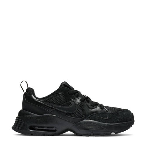 Nike Air Max Fusion sneakers zwart