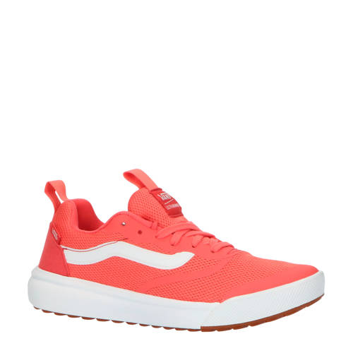 VANS UltraRange Rapidw sneakers koraalrood/wit