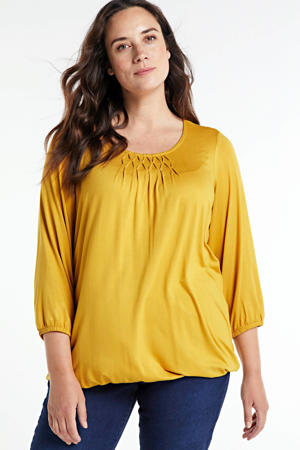 T-shirt GIRO 529 mustard/0204