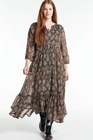 semi-transparante jurk TAKA 587