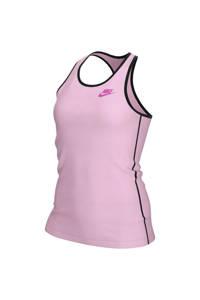 Nike top roze/zwart, Roze