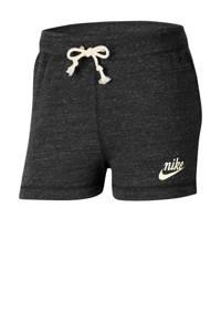 Nike sweatshort antraciet, Antraciet