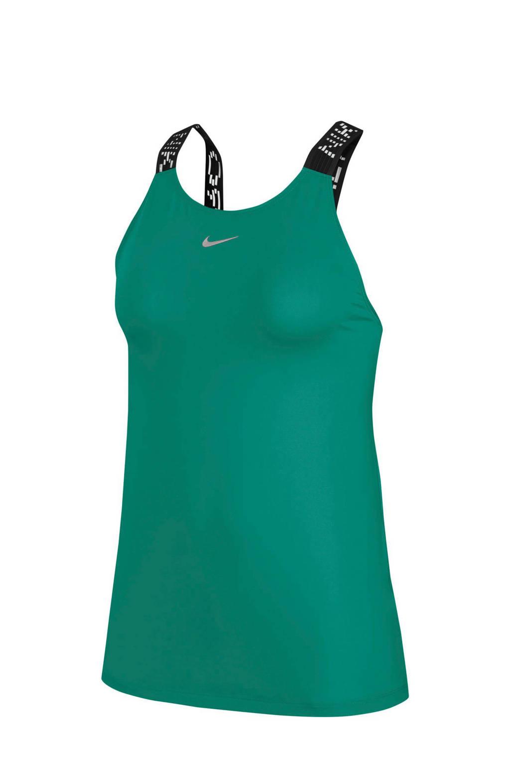 Nike sporttop groen, Groen