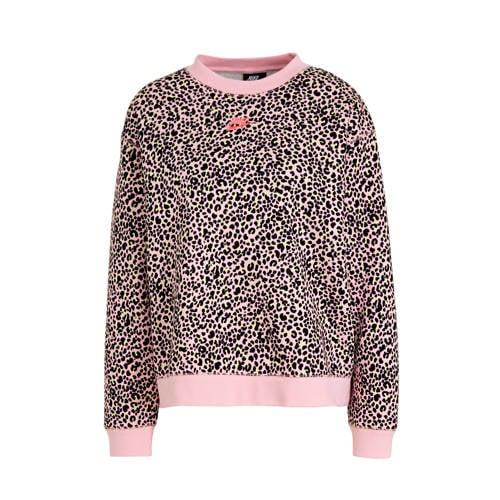 Nike sweater roze