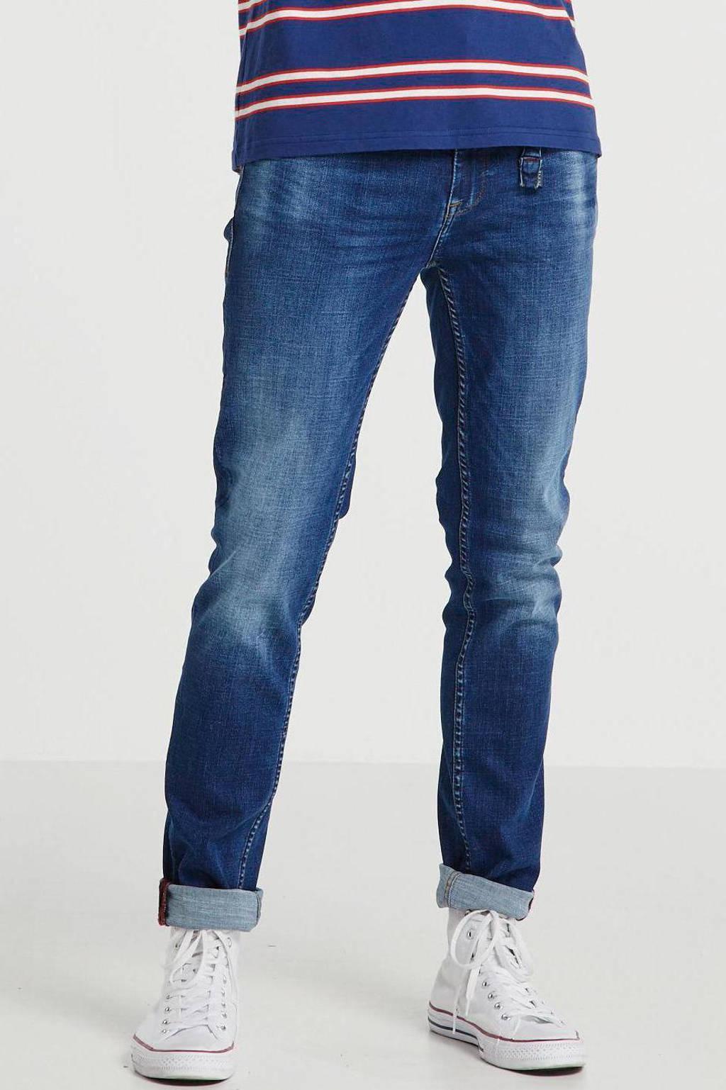 Blend skinny jeans Echo denim middle blue, Denim Middle Blue