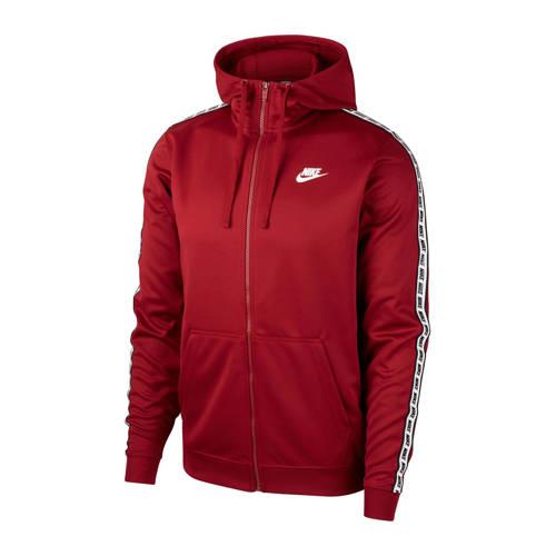 Nike vest rood