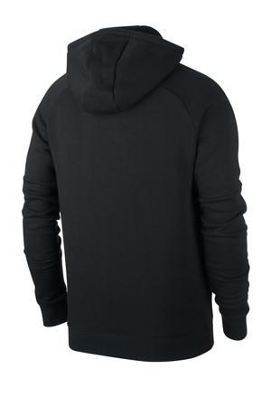 Senior Nederland voetbalsweater zwart