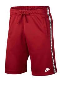 Nike   short bordeauxrood, Bordeauxrood