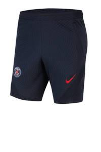 Nike Senior Paris Saint Germain voetbalshort, Donkerblauw