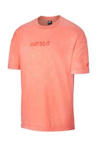 Nike   T-shirt koraalrood, Koraalrood