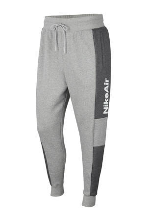 joggingbroek grijs/antraciet
