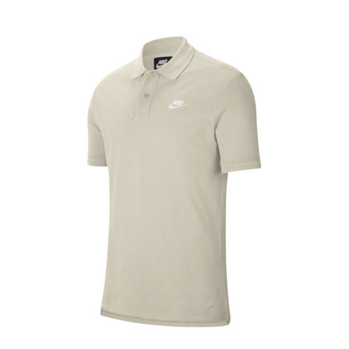 Nike polo beige