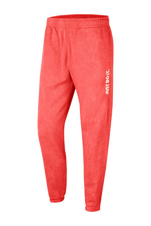 joggingbroek koraalrood