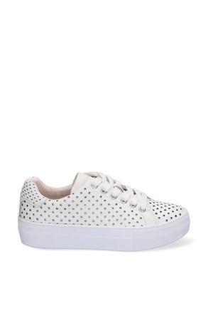 Danni Dream  leren sneakers wit