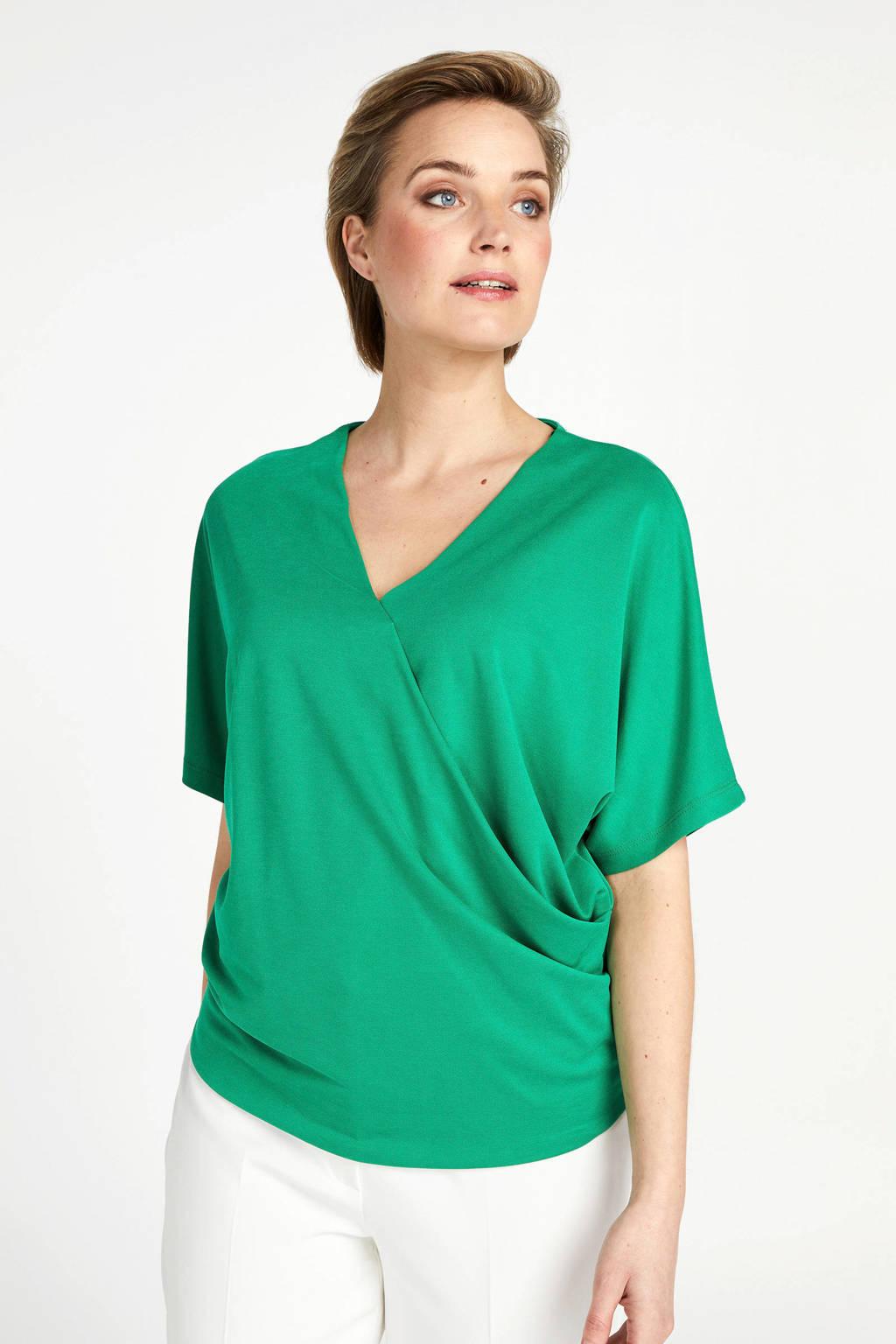 PROMISS T-shirt groen, Groen