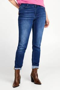 PROMISS slim fit jeans blauw, Blauw