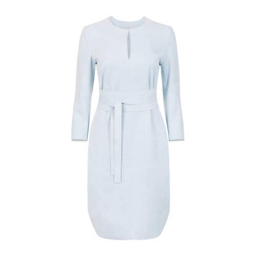 PROMISS jurk blauw