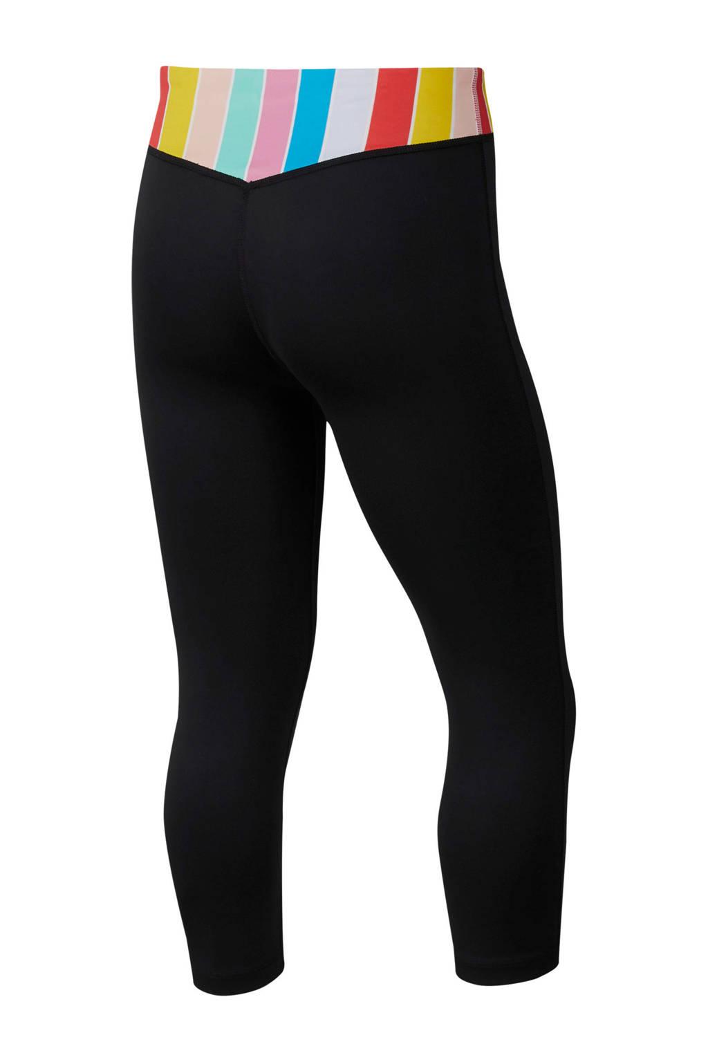 Nike broek zwart/multi, Zwart/multi