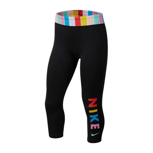 Nike broek zwart/multi