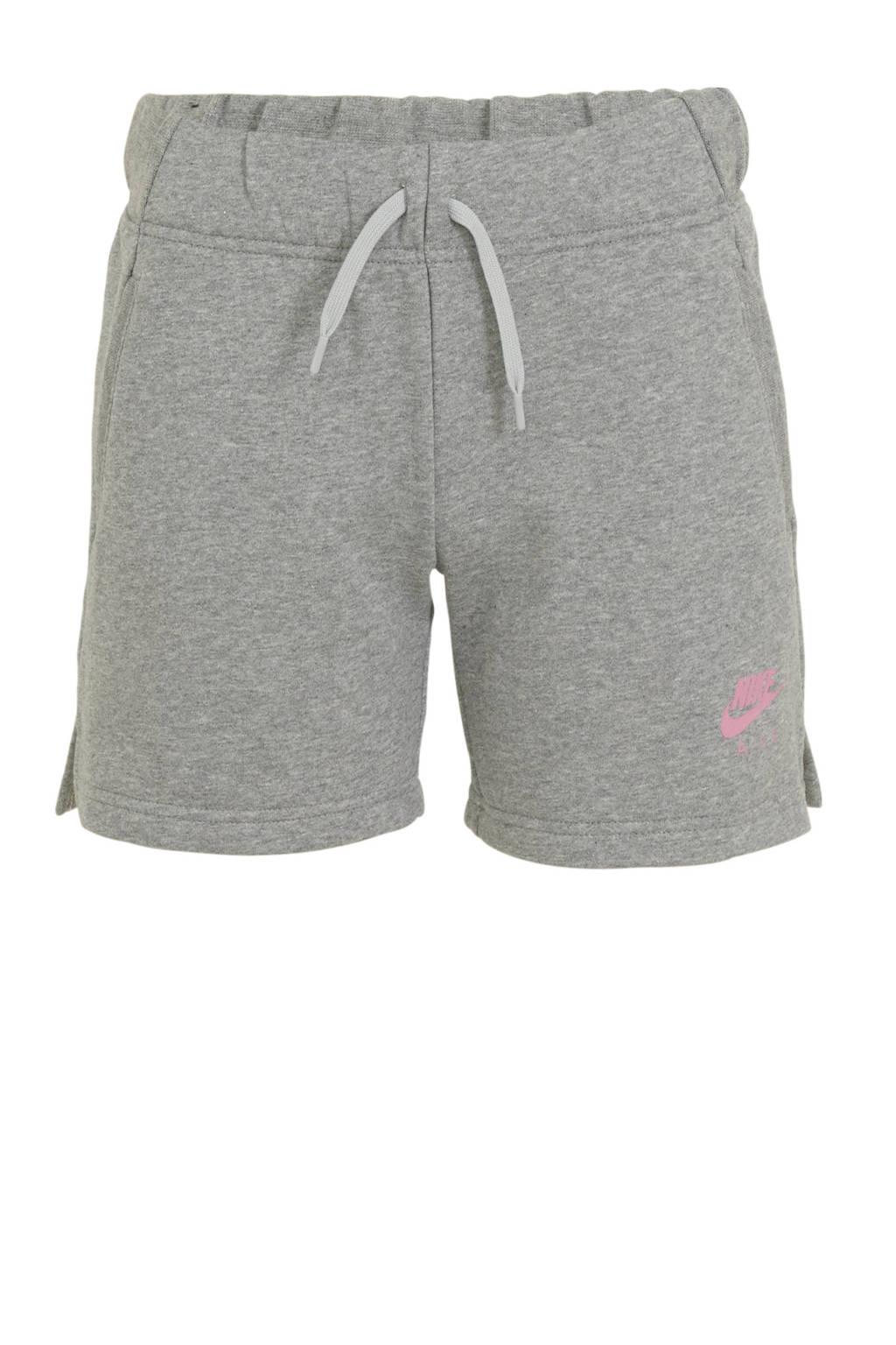 Nike short grijs, Grijs