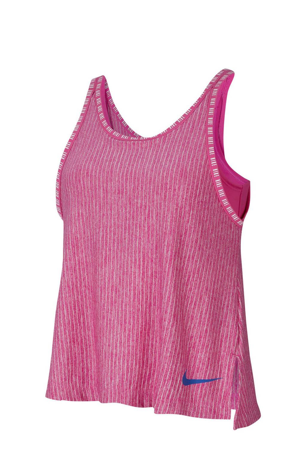Nike top roze, Roze