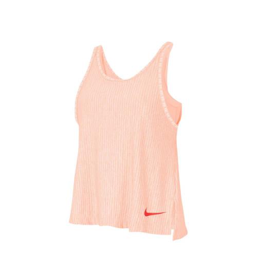 Nike top lichtroze