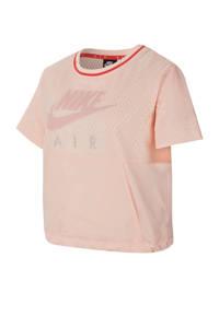 Nike T-shirt licht oranje, Licht oranje