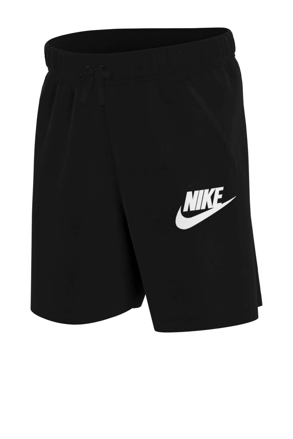 Nike   short zwart, Zwart