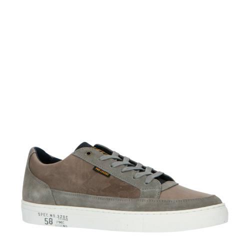 PME Legend Trim su??de sneakers grijs