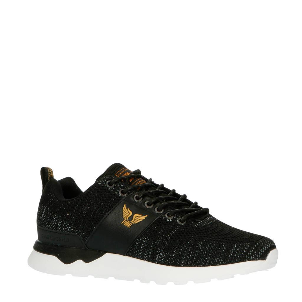 PME Legend Dragtube  sneakers zwart, Zwart