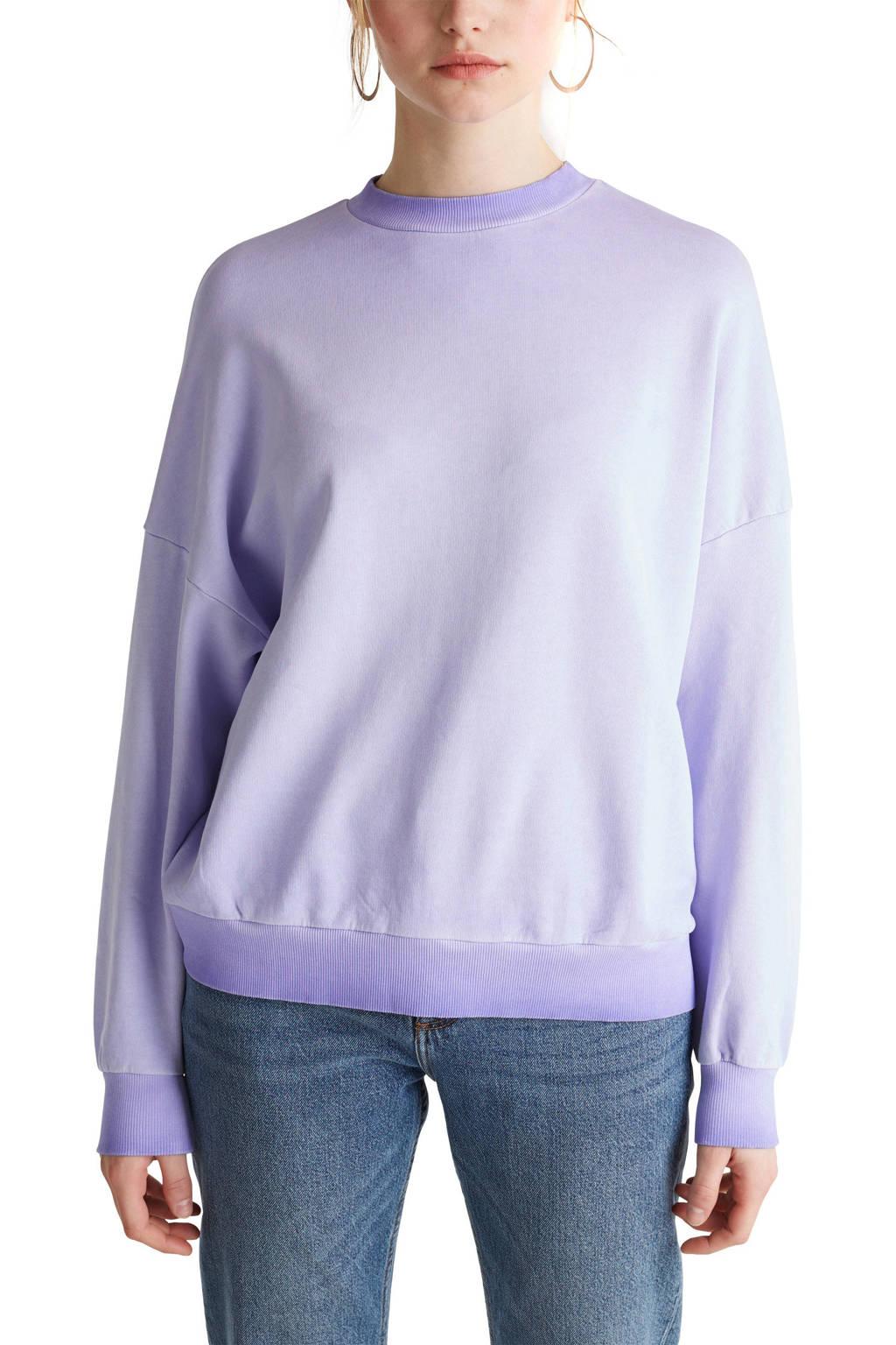 edc Women sweater lila, Lila