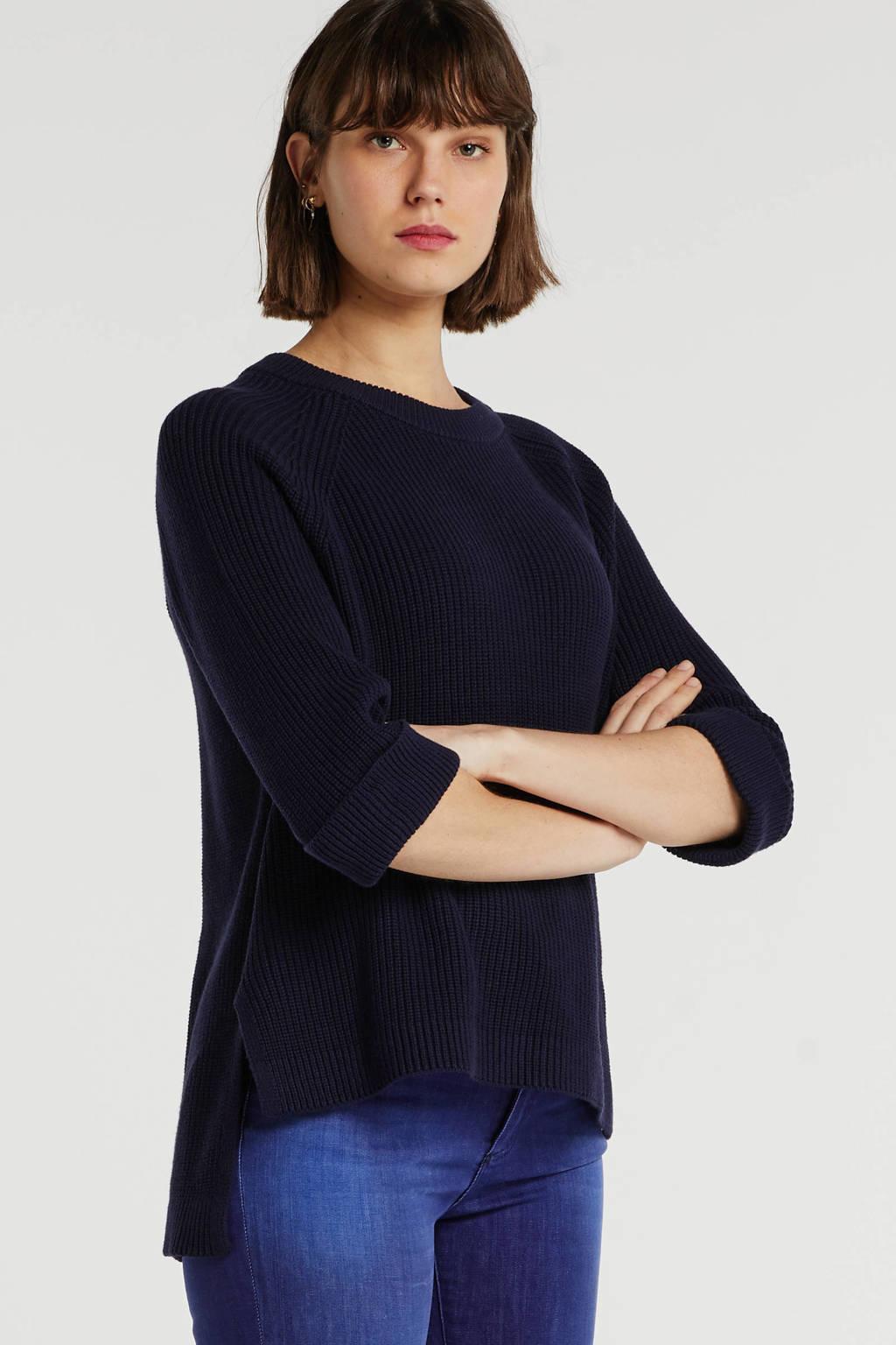 ESPRIT Women Casual trui donkerblauw, Donkerblauw