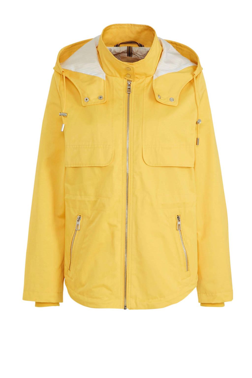 ESPRIT Women Casual jack geel, Geel