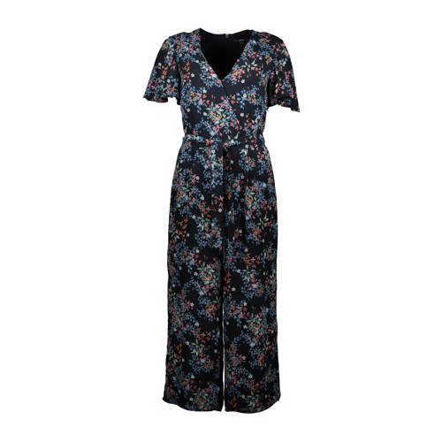 ESPRIT Women Collection jumpsuit met een bloemenpr