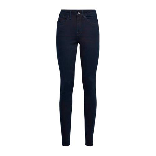 G-Star RAW Lhana high waist skinny jeans donkerbla