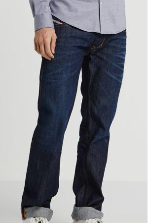 regular fit jeans Larkee blauw