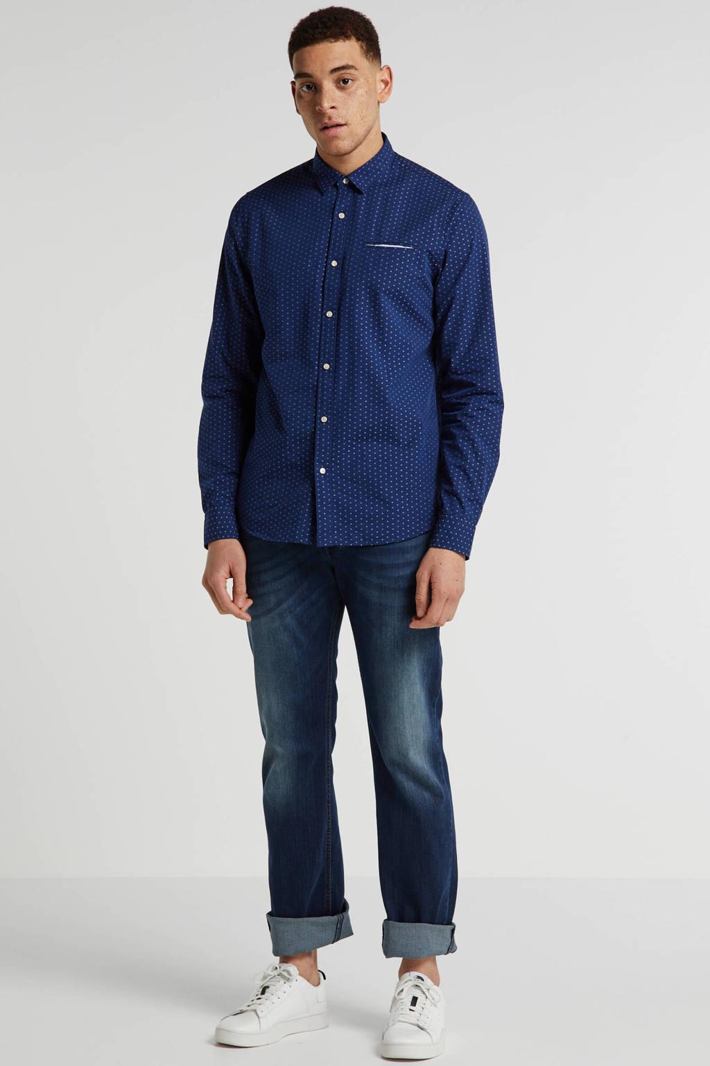 Diesel loose fit jeans dark denim, Dark denim
