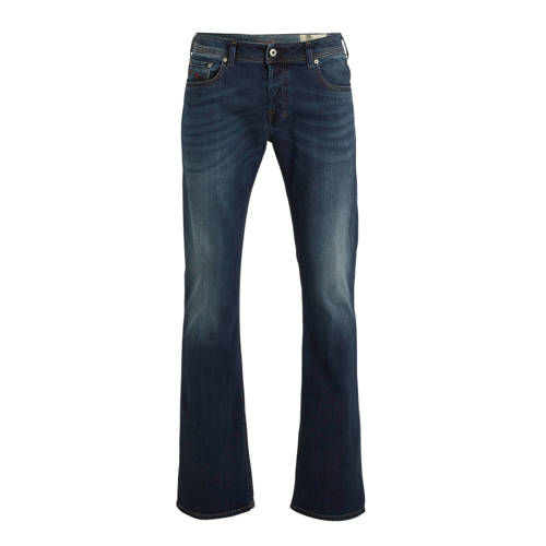 Diesel flared jeans dark denim