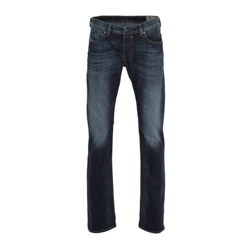 Diesel straight fit jeans Safado blue grey