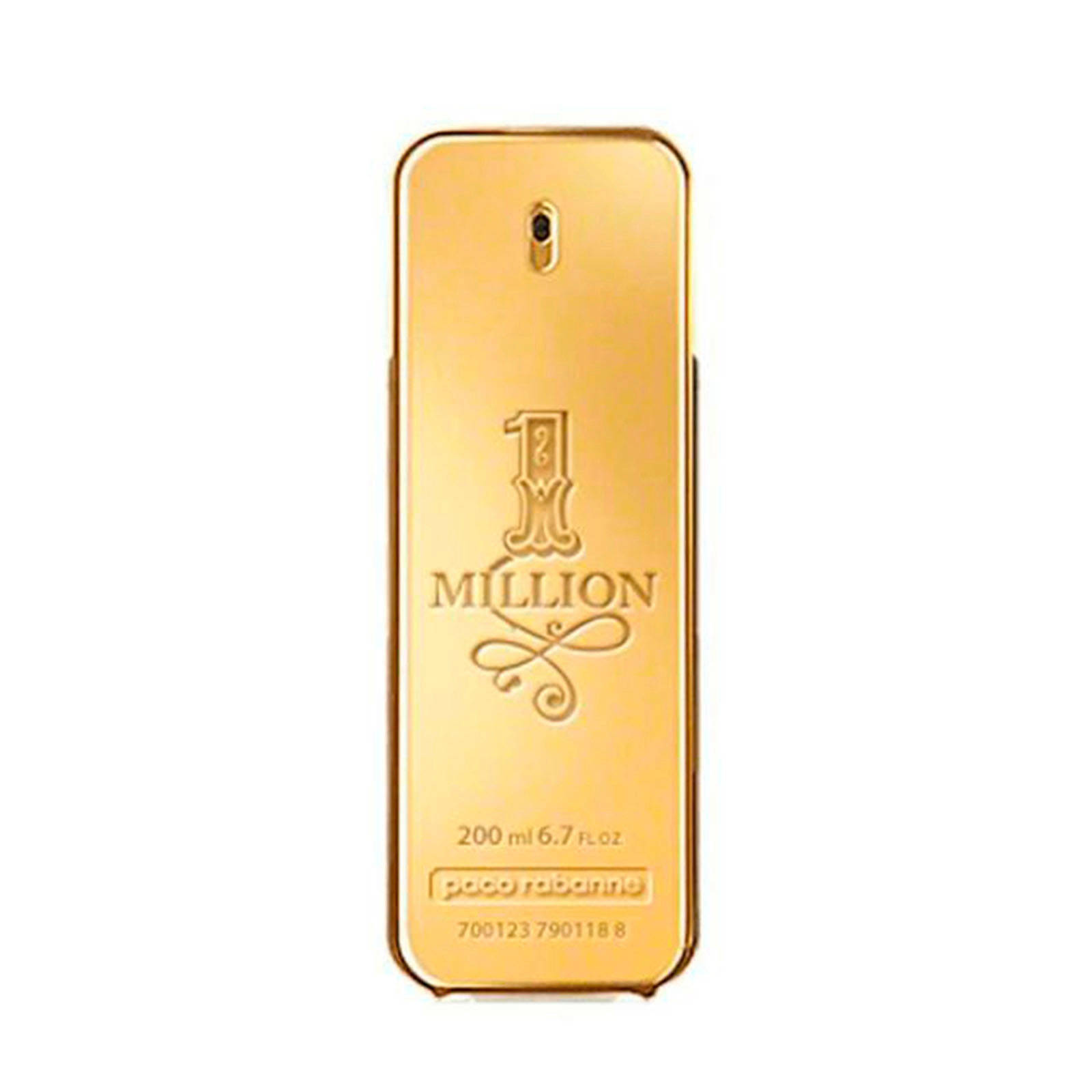 1 Million eau de toilette 200 ml