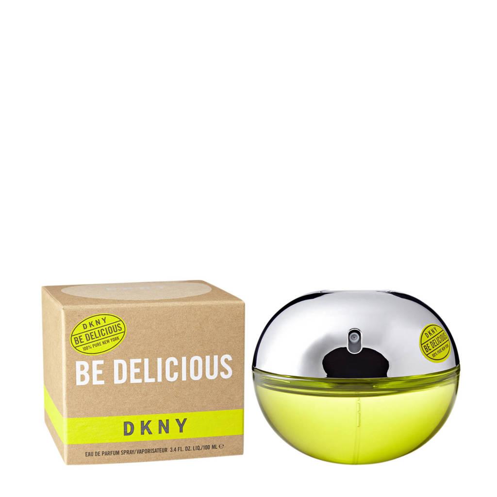 DKNY Be Delicious eau de parfum - - 100 ml