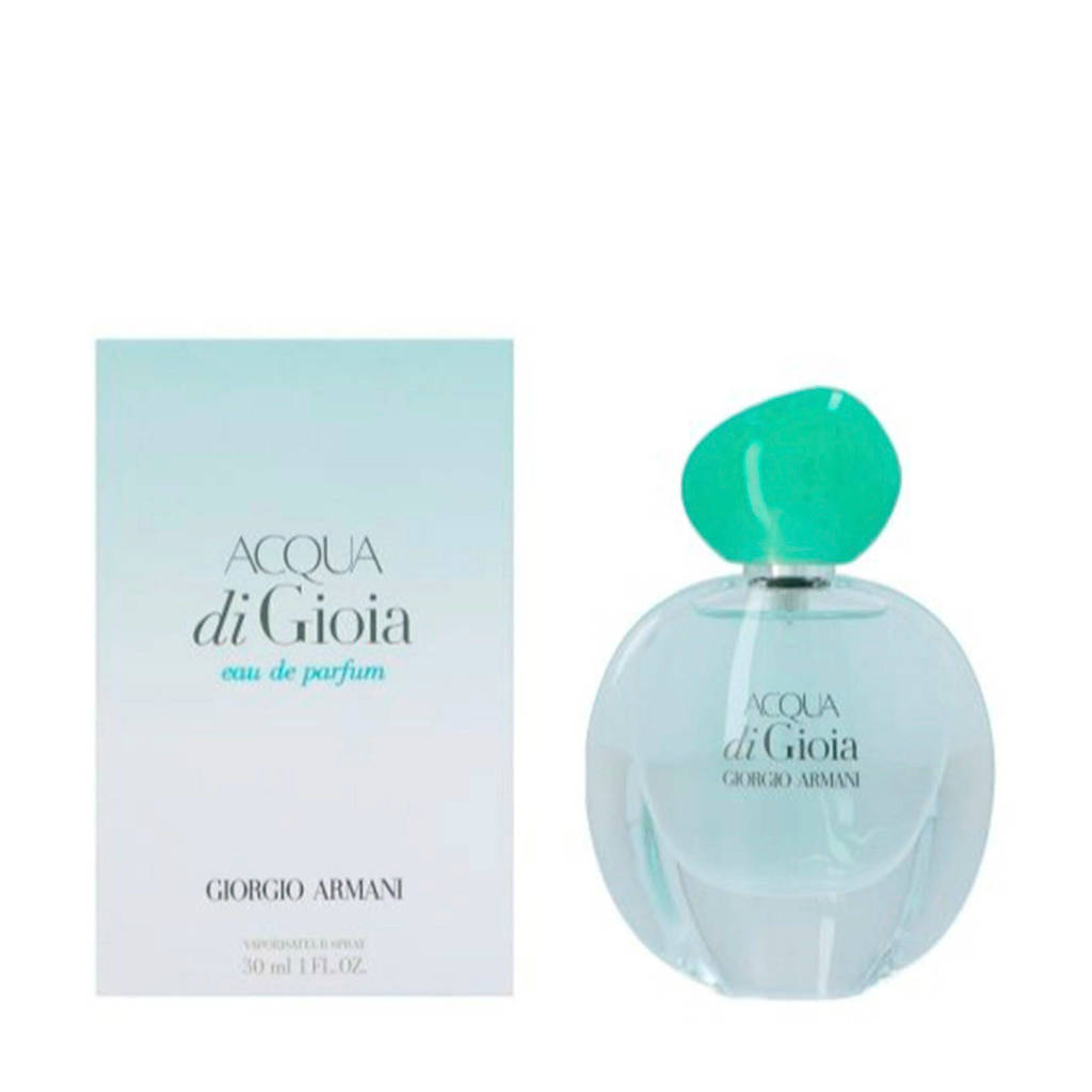 Giorgio Armani Acqua Di Gioia Woman eau de parfum - - 30 ml