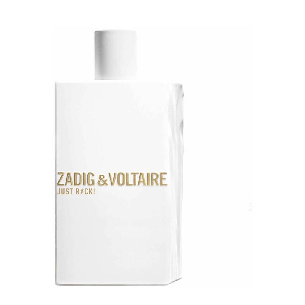 Zadig & Voltaire Just Rock! For Her eau de parfum - 100 ml