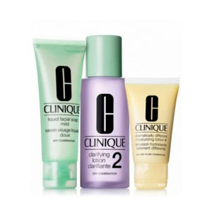 3-Step Intro Kit Skin Type 2 - 180 ml