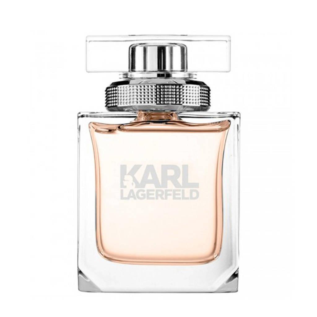 Karl Lagerfeld Pour Femme eau de parfum  - 85 ml