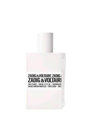 This is Her! eau de parfum - 100 ml