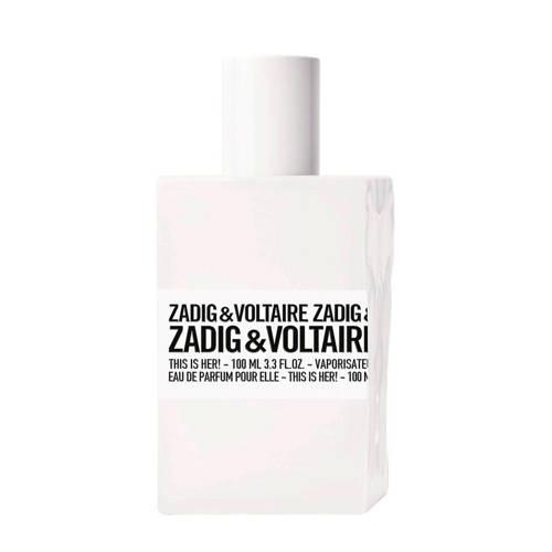 Wehkamp-Zadig & Voltaire This is Her! eau de parfum - 100 ml-aanbieding